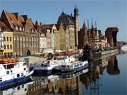 Städtereisen nach Danzig